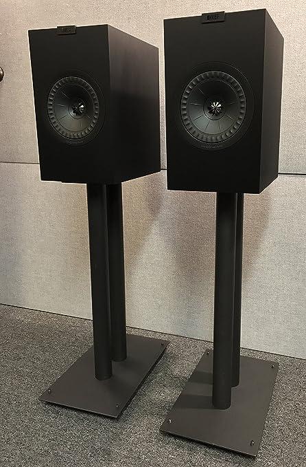 Vega KEF Q350 Steel Bookshelf Speaker Stand Fillable