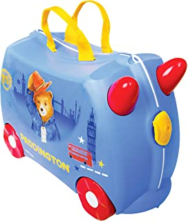 32d64a6088fd Trunki Children s Ride-On Suitcase   Hand Luggage  Frank Fire Engine ...