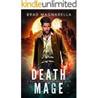 Death Mage (Prof Croft Book 4) book cover