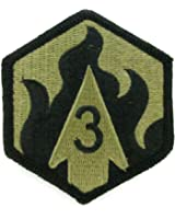 3rd Chemical Brigade OCP Patch - Scorpion W2