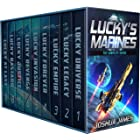 Lucky's Marines: The Complete Series (Books 1-9) (Complete Series Box Sets)