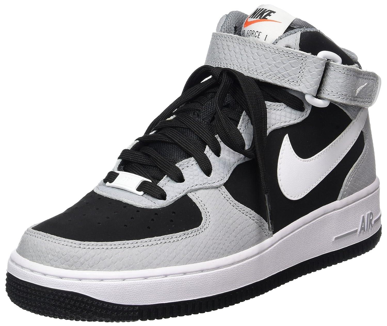 plus récent 109d7 9a3d3 Nike Air Force 1 Mid '07, Men's Low-Top Sneakers