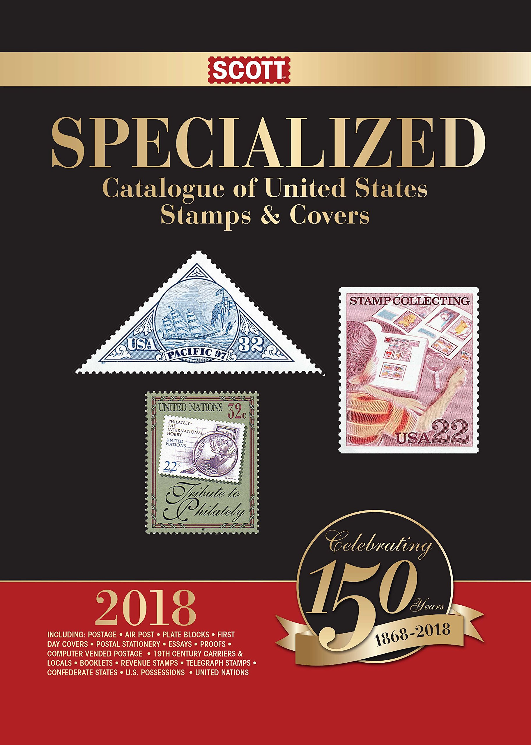 SCOTT STAMPS CATALOGUE EBOOK