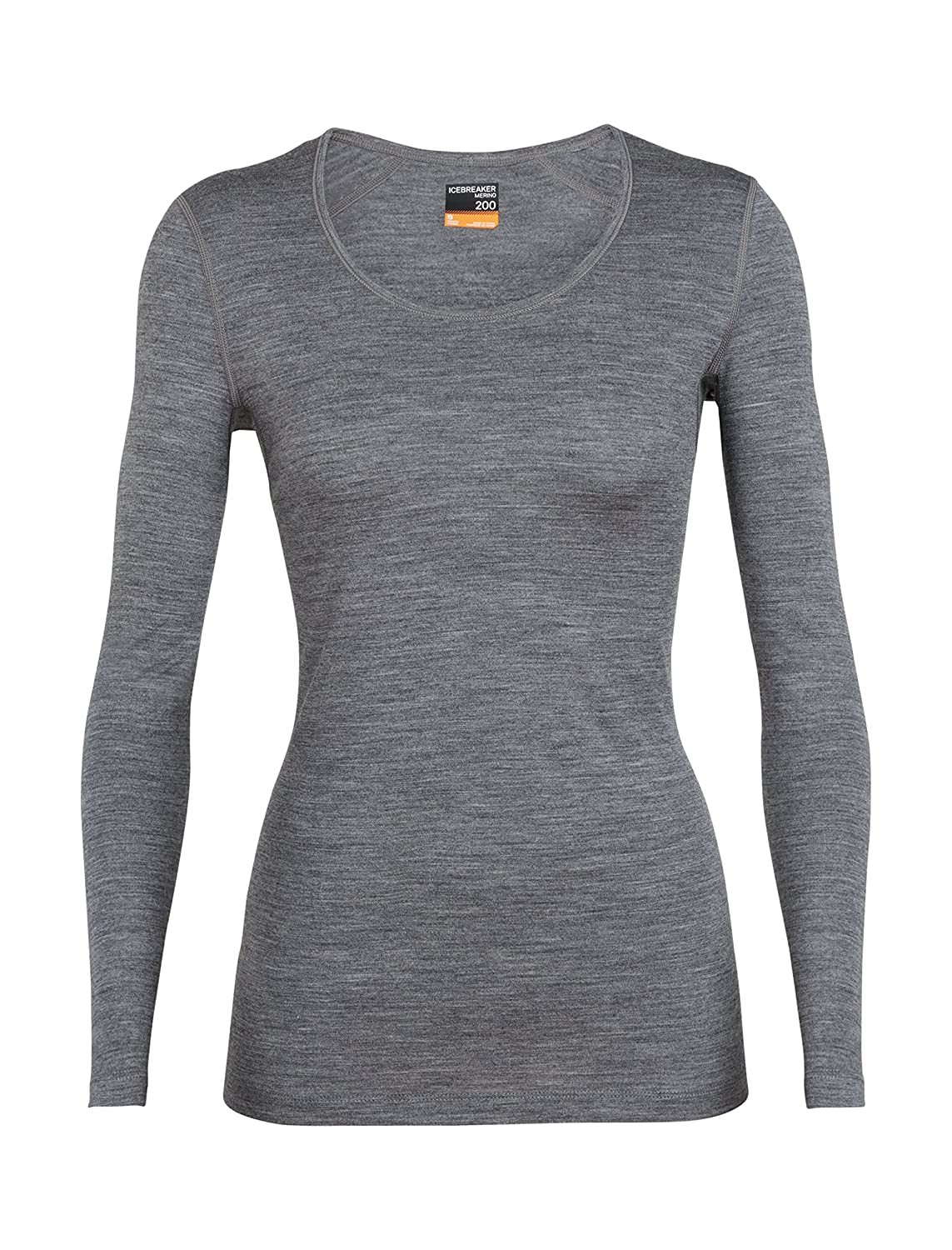 Icebreaker 136 200 Oasis Ls Scoop Base Layer