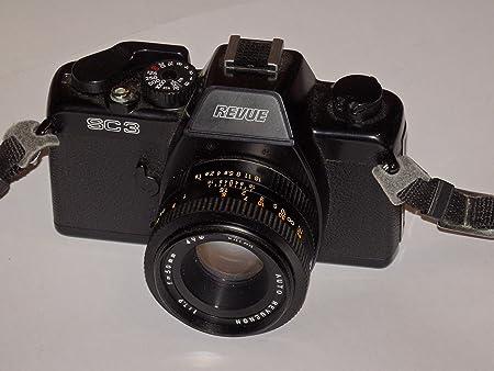 Fototechnik von LLL Revue SC3 – 35 mm – Cámara réflex con objetivo ...