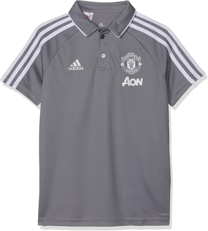 adidas MUFC Y Polo Manchester United FC, Niños: Amazon.es: Ropa y ...