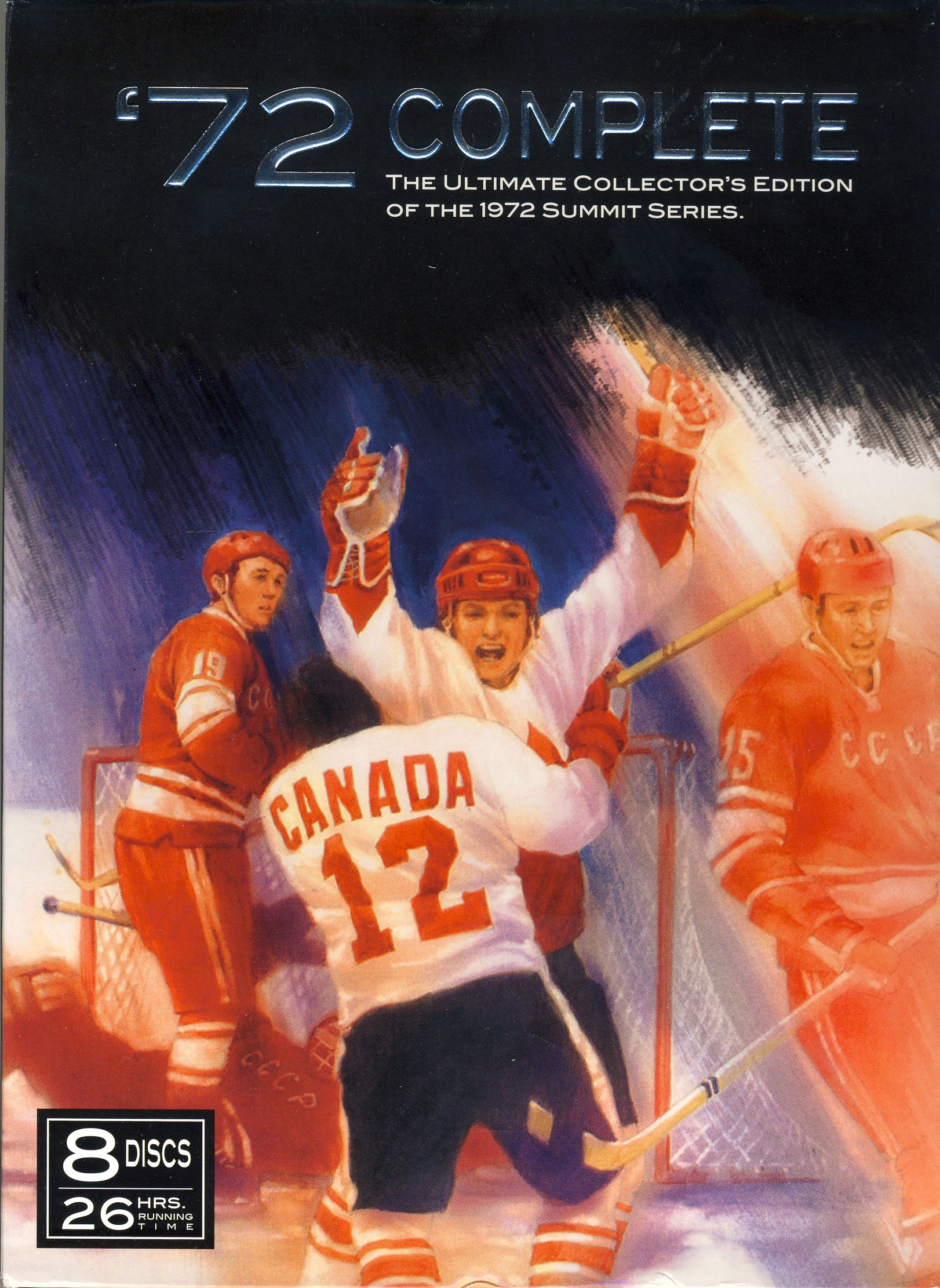 '72 Complete: 1972 Summit Series (Ultimate Collector's Edition) by Universal Studios Home Entertainment