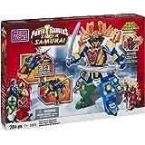 Mega Bloks Power Rangers Samurai Claw Armor Megazord