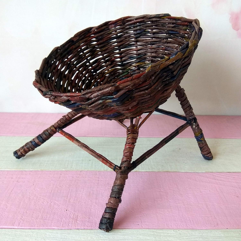 Wicker miniature  furniture