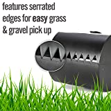 Dogit Jawz Waste Scoop, Dog Pooper Scooper for Easy Grass and Gravel Pick Up