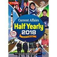 Current Affairs Half Yearly 2018 (January 2018 to June 2018)