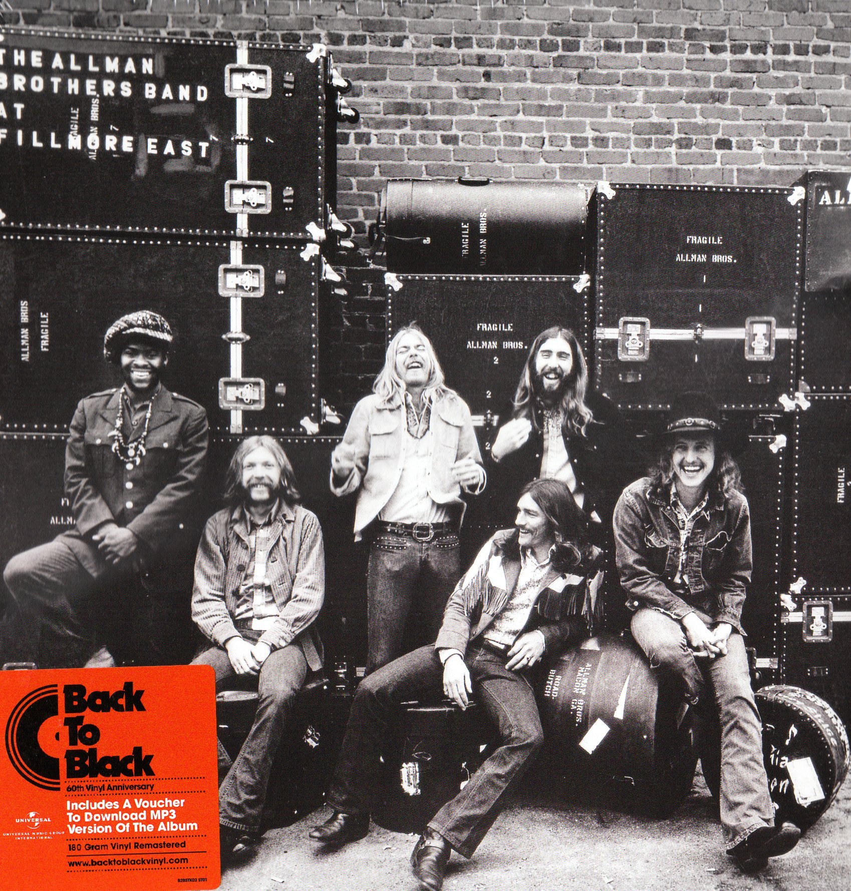 At Fillmore East [Vinyl]
