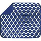 Envision Home 582300 Trellis Drying Mat Dish Dry Mat