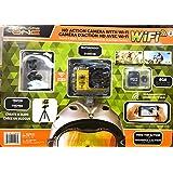 ExploreOne WiFi HD Action Camera w/Accessories