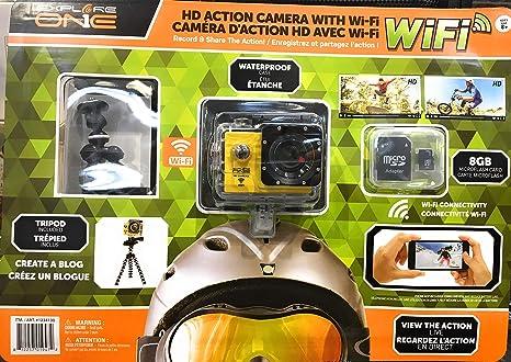 Explore 1234130 - Cámara de acción HD con Tarjeta Micro SD ...