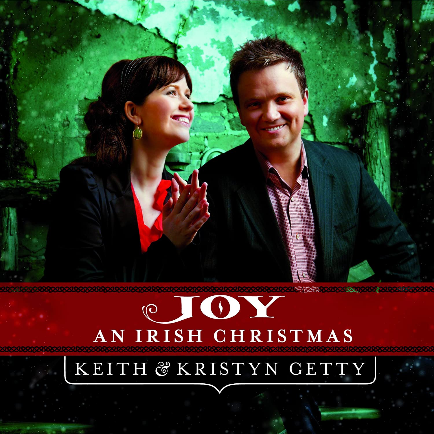 Joy: An Irish Christmas by Keith & Kristyn Getty: Amazon.co.uk: Music