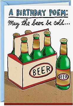 Birthday Beer Card