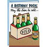 Hallmark Shoebox Funny Birthday Card (Cold Beers)