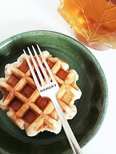 Hangry Engraved Fork