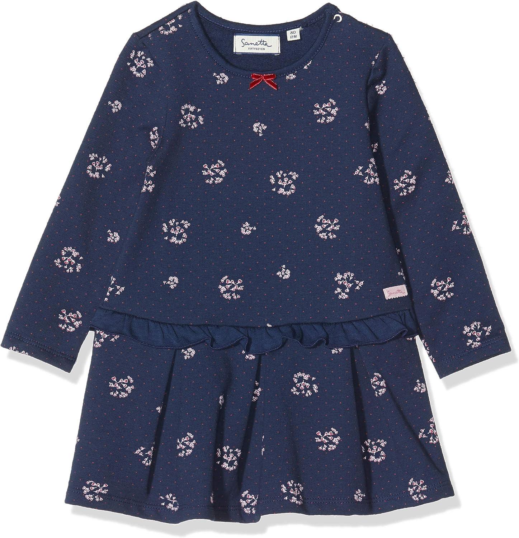 Sanetta Baby-M/ädchen Fiftyseven Kleid
