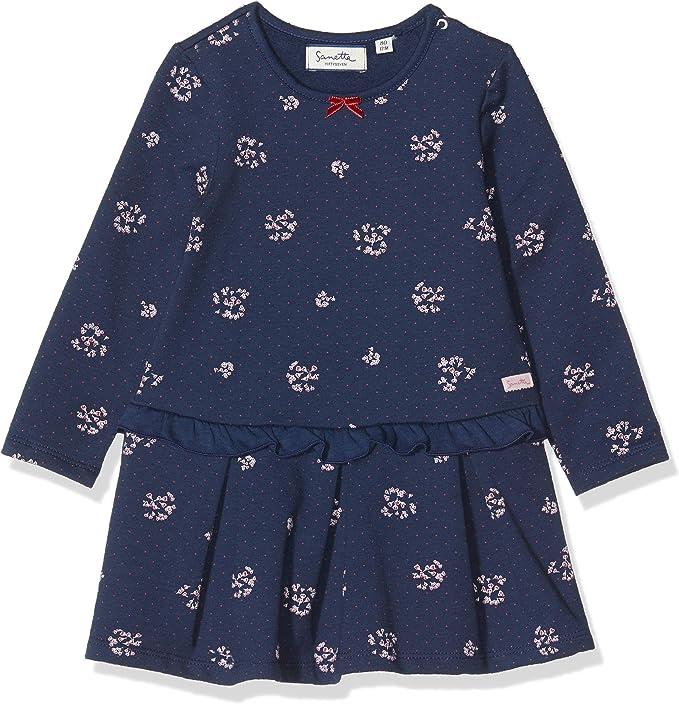 Sanetta Baby-M/ädchen Kleid Dress