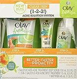 Olay Fresh Effects Clear Skin 1-2-3 Acne Solution
