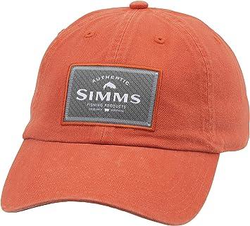 Simms - Gorro de Pesca para Hombre, diseño de Corona clásica ...