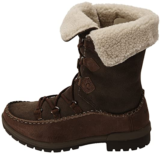 Merrell Emery Lace High - Botas para mujer: Amazon.es: Zapatos y complementos