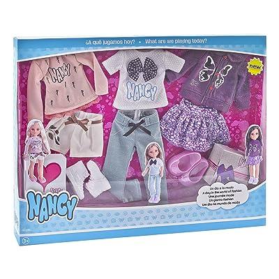 Nancy Famosa 700013726 Journée Mode Kit de vêtements pour poupée