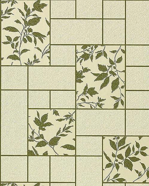 Küchen Tapete Badezimmer Tapete Edem 146-25 Fliesen Kacheln Optik