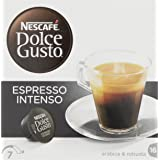 Nescafé Dolce Gusto Espresso Intenso, Pack of 3 (Total 48 Capsules, 48 servings)