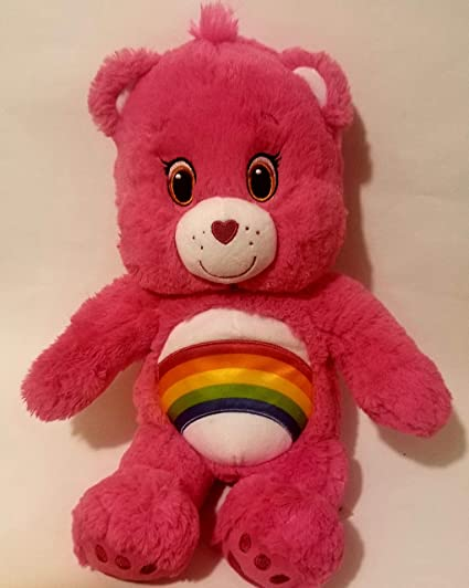 Build A Bear BABW Care Bear Tenderheart Plush Stuffed 17/'/'