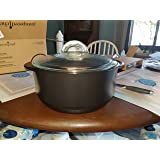 Pampered Chef Rockcrok 4 Qt Dutch Oven