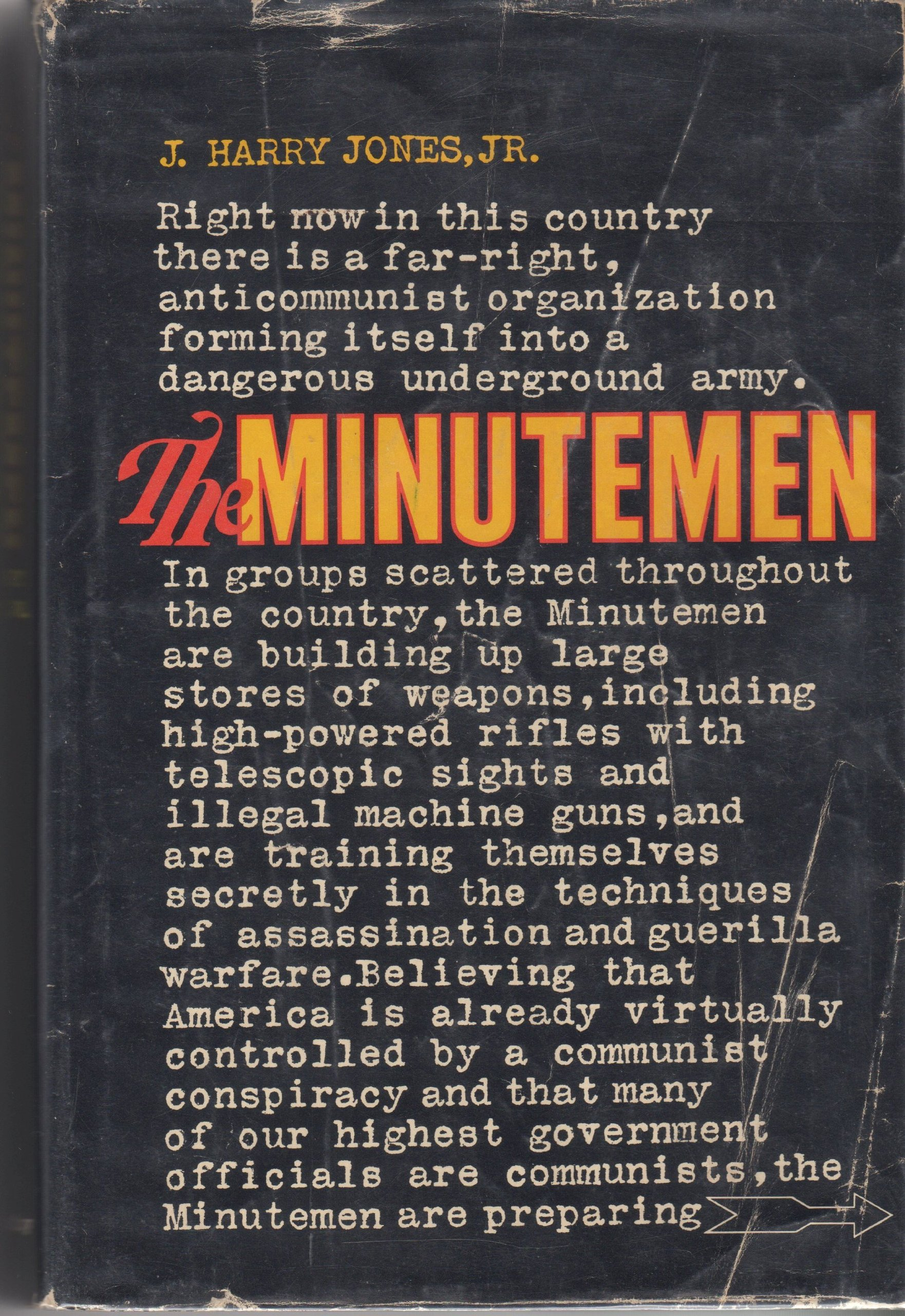 All other Minutemen members - Page 2 91DxmgLioIL
