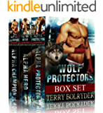 Wolf Protectors Series Boxed Set: BBW paranormal romance
