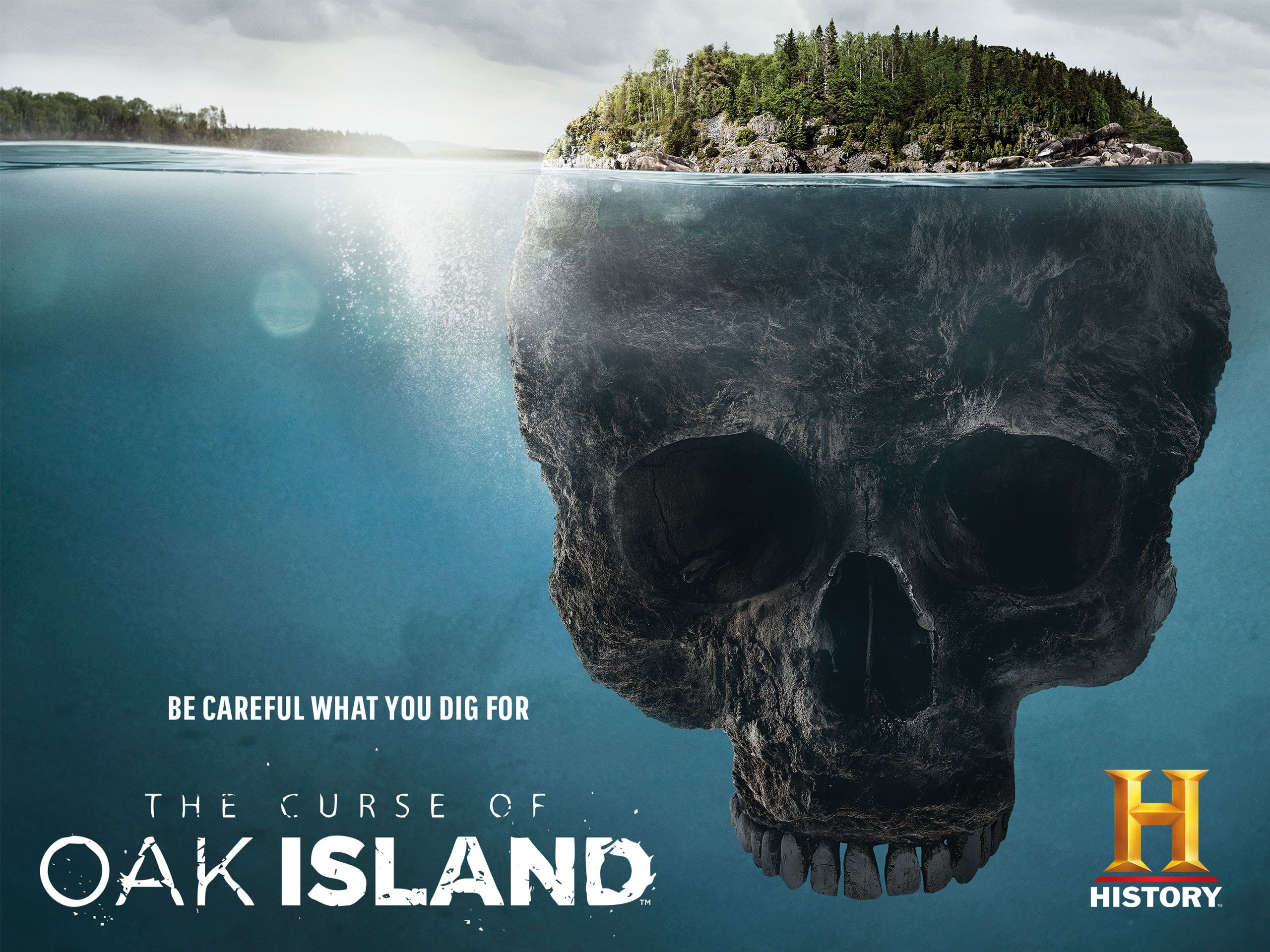 curse of oak island - HD 2560×1920