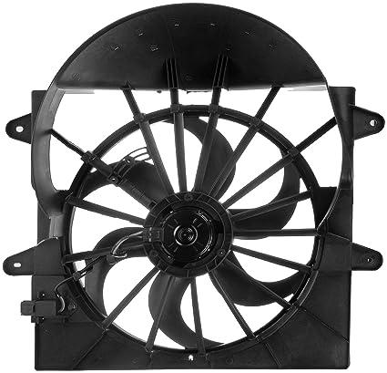 Amazon Com Dorman 621 403 Radiator Fan Assembly Automotive