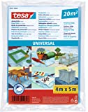 Tesa 56651-00002-01 Bâche de protection universelle 4 m x 5000 mm