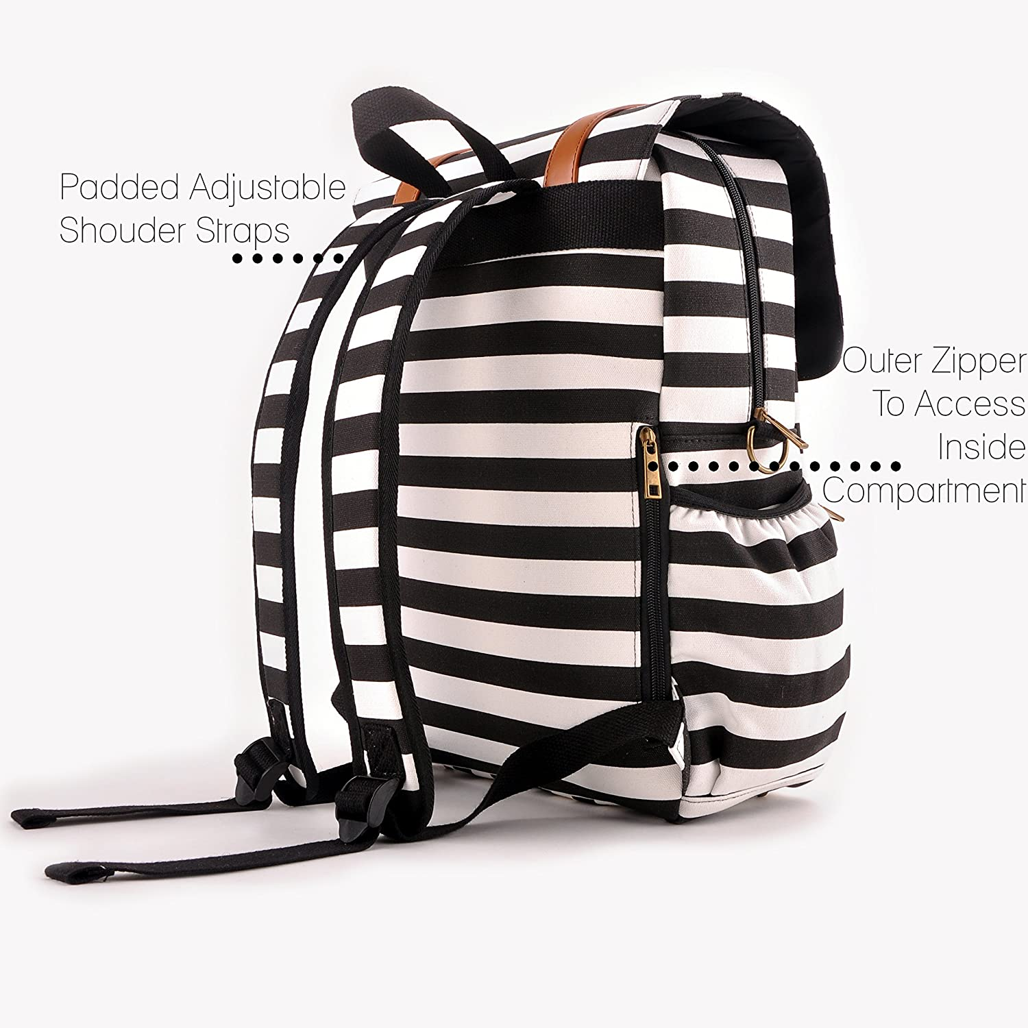 Tempat Jual Backpacks And Tote Bags That Give Back Stone Cloth Kate Spade Cedar Street Maise Blue Ocean Stripe Biru Kaydee Baby Canvas Diaper Backpack Bag With