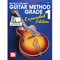 Modern Guitar Method Grade 1, Expanded Edition book cover