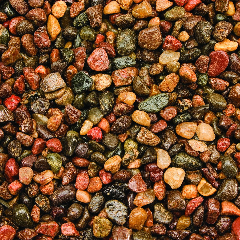 B0002AQX6I Spectrastone Deep River Pebble for Freshwater Aquariums, 25-Pound Bag 91Dy2ytagGL._SL1500_