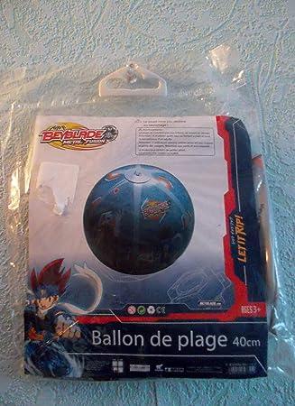 Hasbro Balón Hinchable de Playa Beyblade 40 cm: Amazon.es ...