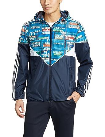 Adidas Originali Colorado Antivento Giacca Indumenti (L): Indumenti Giacca a48115