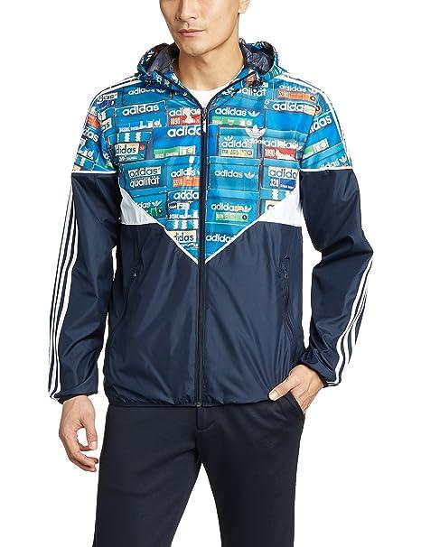 Adidas Colorado WB Giacca a vento S multicolor: Amazon.it