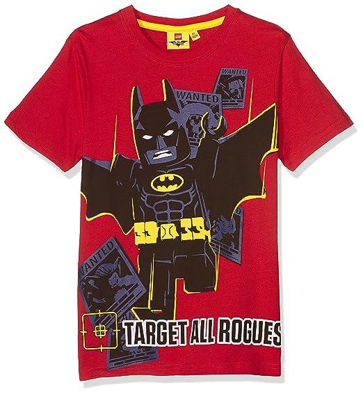 2 opinioni per LEGO BATMAN, T-Shirt Bambino