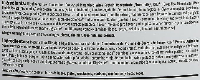 Amix Whey Pure Fusion 2,3 kg Yogurt-Melon: Amazon.es: Salud y cuidado personal