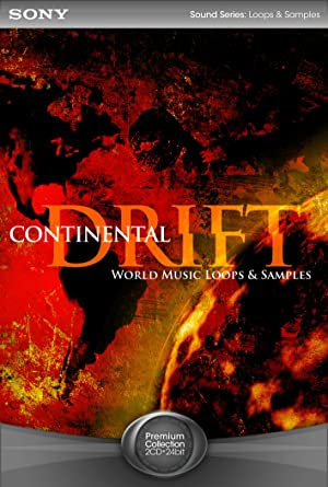 Amazon com: Continental Drift: World Music Loops & Samples [Download