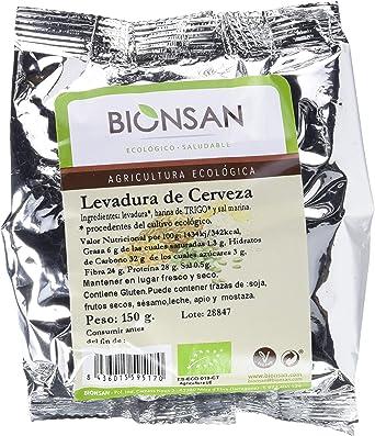 Bionsan Levadura de Cerveza - 6 Paquetes de 150 gr - Total ...