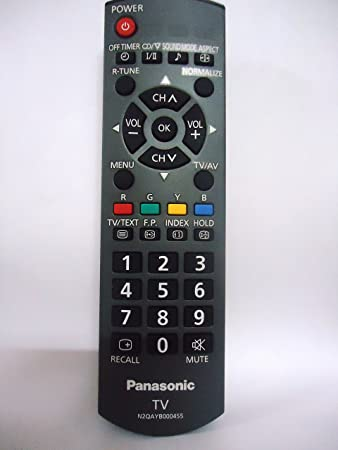 buy panasonic led and lcd tv remote online at low prices in india rh amazon in panasonic inverter remote manual panasonic ir6 remote manual