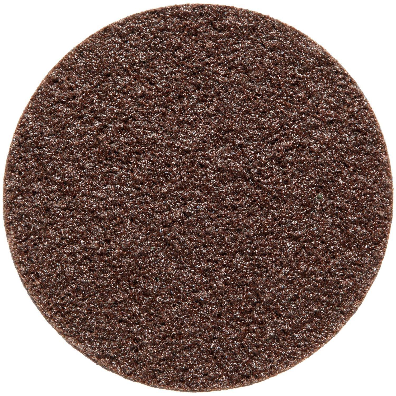 Scotch-Brite(TM) Roloc(TM) SE Surface Conditioning Disc TR,Aluminum Oxide, 2 Diameter, Coarse Grit (Pack of 200)